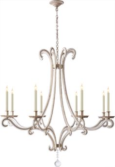 if you think it fits, i think this continues to be the winner. like sconces to it as well. Oslo Large Chandelier - CHC1551