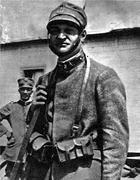 Marinetti durante la Grande Guerra