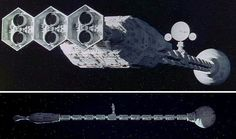 From the 2001 A Space Odyssey archives
