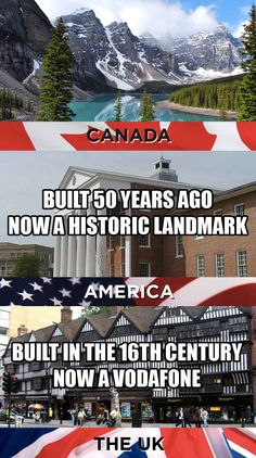 What we consider landmarks: