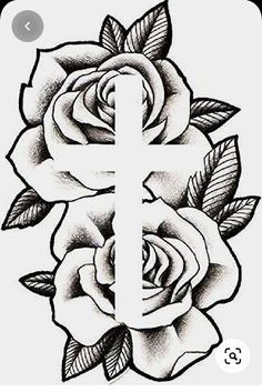 Rose Tattoos For Men, Red Tattoos, Baby Tattoos, Arm Tattoos For Guys, Body Art Tattoos, Tattoo Drawings, Half Sleeve Tattoos Forearm, Best Sleeve Tattoos, Cross Tattoo Designs