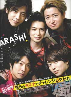 Arashi <3