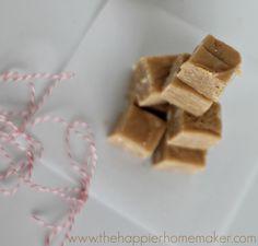 Easy fudge recipe icing sugar