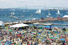 Newport Folk Festival   Newport, Rhode Island   July 24-26, 2015   Chillwall.com