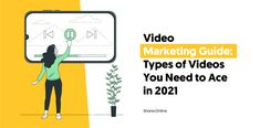 Video marketing has evolved into a powerful tool for boosting a company's online presence and increasing brand awareness and sales. However, many marketers fail to apply the right types of video in their marketing campaigns. If done incorrectly, they can actually hinder the company's growth instead of enhancing it. #videomarketing #marketing #marketing2021 Relationship Marketing, Influencer Marketing, Content Marketing, Campaign, How To Apply, Type, Memes, Videos, Meme