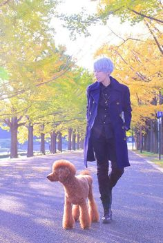 氷佳 (hyouka) - Viktor Nikiforov cosplay photo | Cure WorldCosplay