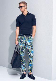BENJAMIN EIDEM for TOMMY HILFIGER SPRING/SUMMER 2016 #benjamin eiden#model#supermodel#mens fashion#menswear#fashion#style#look#menstyle#Tommy Hilfiger