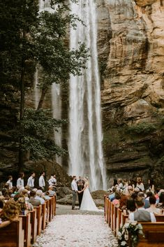 Head into the Woods with 14 Must-See Forest Weddings! - Green Wedding Shoes wedding locations Head into the Woods with 14 Must-See Forest Weddings! Cheap Wedding Venues, Unusual Wedding Venues, Outdoor Wedding Venues, Unique Weddings, Small Weddings, Beach Weddings, Destination Weddings, Small Wedding Cakes, Vegas Weddings