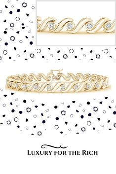 CloseoutWarehouse Yellow Gold-Tone Plated Sterling Silver Two Toned DC Tube Link Chain 1.3mm