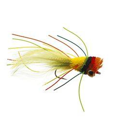 Umpqua Bass Bug Deerhair Weedless 1 Backpack