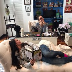 "Official AJ Mendez Brooks,Instagram: "" #Repost (@)celestebonin *** Just a normal Saturday... catching up with @officialajmendez and her new book, #CrazyIsMySuperpower. We took 37,000 pics and this one was my fav. I also want to wish her a happy 30th birthday!!!!! #bestfriends #buddycopdrama #happybirthday "" Original Text by : "" (@)celestebonin "",original Repost by: "" @officialajmendez "" , Instagram (I had to write(@),or you'll come to an other person here on Pinterest with the same…"