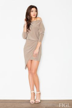 Cool Short dress model 57298 Figl Check more at…