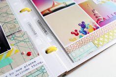 """E-COURSE: """"Happy Here"""" Mini Book  Journal idea"""