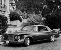 Virgil Exner-designed Chrysler Imperials