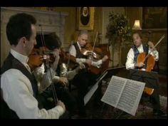 """Schubert: String Quartet D.810 mvt.2 """"Death and the Maiden"""" - Takacs Quartet (1998) - YouTube"""