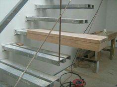 Resultado de imagen para escaleras de madera para interior