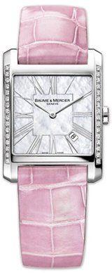 Baume & Mercier Hampton Square Ladies Watch 8743