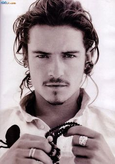 Orlando Bloom - loved him in middle school!