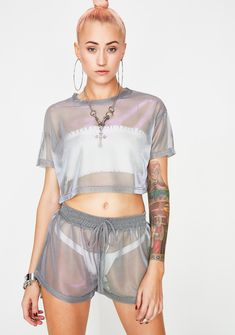 8632083b11cf6 Crystal Ball Sheer Set cuz they wanna see you in their future bb! This sheer