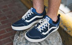 Vans Just Released More of Its Comfy UltraRange Sneakers Shoe Releases, Mens Fashion Shoes, Vans Sneakers, Under Armour, Comfy, Pairs, Outfits, 3d, Nike