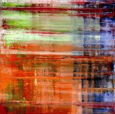 Gerhard Richter, 'Bach' (1992)