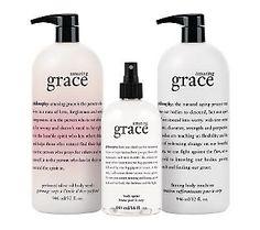 philosophy supersize love your skin fragranced body trio - QVC.com