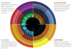 Beauty Make Up, Diy Beauty, Beauty Hacks, How To Make Hair, Eye Make Up, Make Tutorial, Seasonal Color Analysis, Portfolio Website Design, Color Psychology
