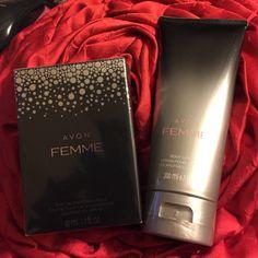 Avon Femme Set Avon Femme perfume and body lotion set! Avon Other