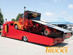 138 best Ramp Trucks images on Pinterest | Autos, Tow ...