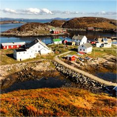 Trip to a beautiful old fishers village on the isles outside Namsos, Norway.#Kystriksveien