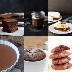 Procurando inspiração para sobremesas de Páscoa? Passa lá no blog (malasepanelas.com) e dá uma olhada nas receitas que separamos - todos os doces têm chocolate  #malasepanelas #receita #chocolate #pascoa #fotodecomida #chocolatras