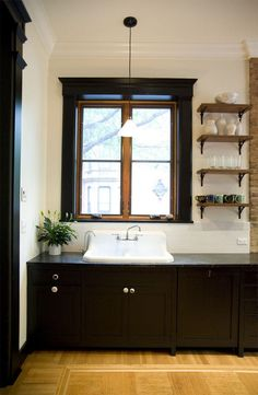 Interiors | A Brownstone In Brooklyn
