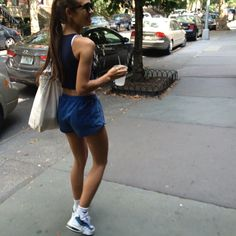 Sporty Outfits, Athletic Outfits, Cute Outfits, Sport Fashion, Fitness Fashion, Mod Fashion, Fashion Women, Looks Academia, Grunge