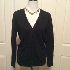CCO SALE!! Black Sparkly Sweater Never worn. Not itchy at all ...