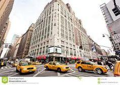 2 punts perspectief stad - New York