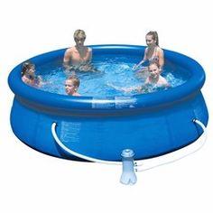 "INTEX® 10' x 30"" Round Easy Set® Pool Set"