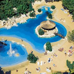 Camping Tahiti Bungalow Park e Terme (Ferrara) Emilia-Romagna - IT (Top Mobile)