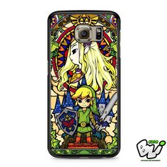 The Legend Of Zelda Samsung Galaxy S7 Case