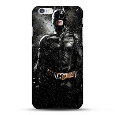 [Free Shipping] Avengers Spiderman Batman Superman Captain America Case Cover for iPhone 6 6s