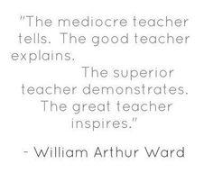 La conciencia social es parte de la educación. Nosotros, los pedagogos, tenemos la responsabilidad moral de enseñar a pensar.