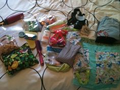 Doula bag and great doula website