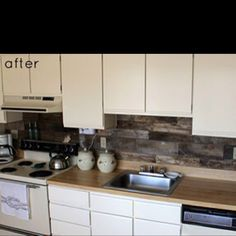 30 Unique and Inexpensive DIY Kitchen Backsplash Ideas You Need To ...