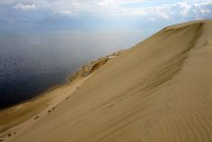 The Curonian Spit National Park, Kaliningrad, Russia