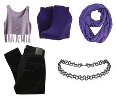 """""""Untitled #157"""" by nihada106 ❤ liked on Polyvore featuring Michael Antonio and Nobody Denim"""