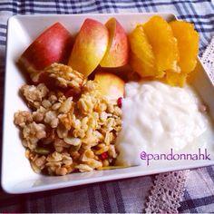 Ready for Monday?  準備好迎接新的一周了嗎?  #breakfast, #cooking, #homemade, #igpic, #igdaily, #igfood, #igpost, #instalike, #instagood, #instapic, #instadaily, #instafood, #food, #foodie, #foodporn, #foodstagram, #hkig, #nom, #yummy, #早午餐,#早餐, #相機食先, #自家, #好吃, #健康、#美味しい、#手作ぃ、#料理, #日常, #朝食,
