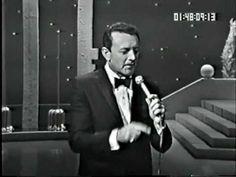 Vic Damone sings Gershwin Medley