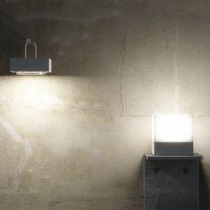 Enevu Cube Light // Pure White