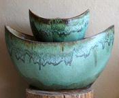 Ceramic Home Furnishins Handmade by Rob Mangum
