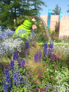 Hampton Court Flower Show 2013