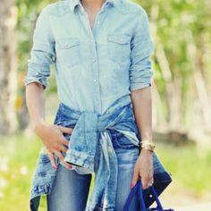 NO BLOG: Tem post novo no blog ensinando como combinar o novo amado jeans, para você se inspirar e arrasar nesse outono/inverno 2015. Veja! blog.cheriebijoux.com.br